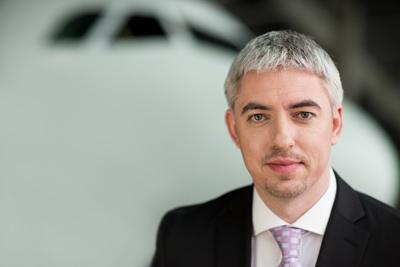 Tadas Goberis, CEO of AviaAM Leasing
