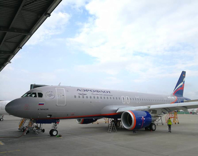AviaAM Leasing arranges the delivery of another two brand-new Airbus A320