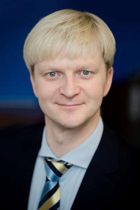 Darius Aleknavicius, CEO of Baltic Ground Services