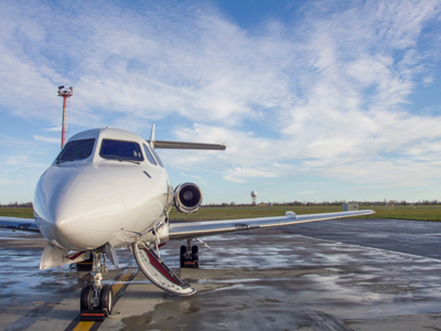 FL Technics Jets supports Grafair with Hawker base maintenance solutions