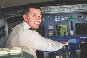 The perks of smaller airlines for kick-start of pilot's career