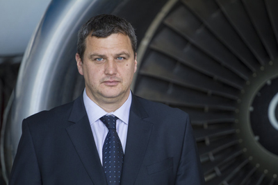 Arturas Dziugelis, Head of FL Technics Military Aviation Department