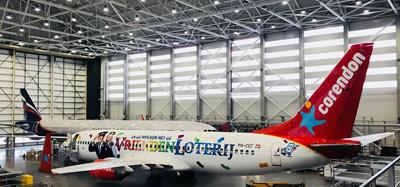 FL Technics lands Corendon Dutch Airlines as a new client