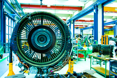 In aircraft spare parts support predicting equals winning