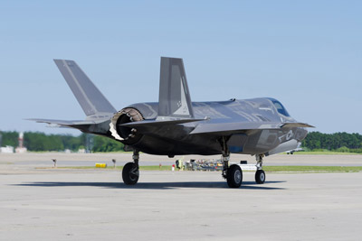 F-35 not prepared to run the show despite being officially 'ready'