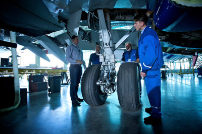 Small Planet Airlines chooses FL Technics for wheel & break support