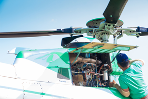 Shortage of maintenance staff poses a direct threat to the rotorcraft industry
