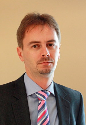Anatolij Legenzov, CEO of Helisota