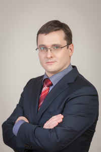 Alexey Ivanov, VP Engine Management, FL Technics