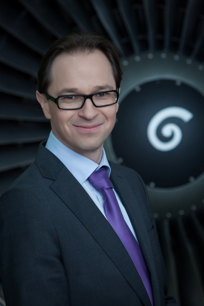 Andrius Norkevicius, COO of FL Technics Engineering