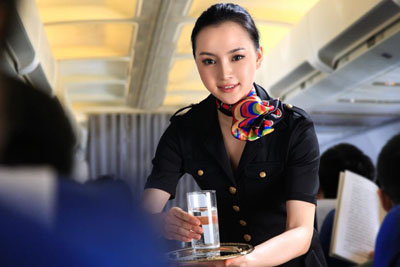 On the edge of going nuts – a modern flight attendant's reality?