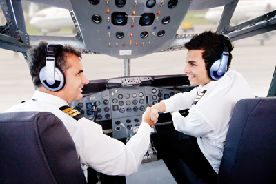 Flying solo: will co-pilots become a thing of the past?