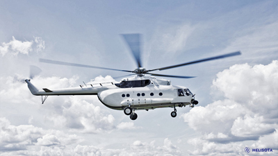 Ensuring the future for Russian-built helicopters