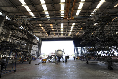 Middle Eastern aviation not ready to switch to in-house MRO support