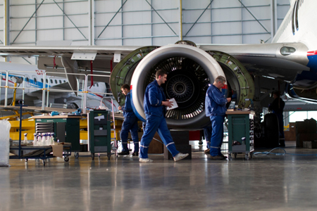 FL Technics will provide Base Maintenance support for Turkish Pegasus Airlines