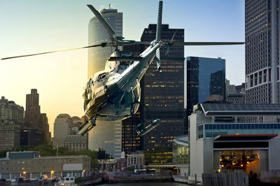 Enlightening the future for light helicopters