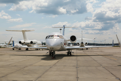Middle Eastern private aviation is still facing challenges