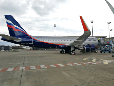 AviaAM Financial Leasing China delivers 12th aircraft to Aeroflot – Russian Airlines
