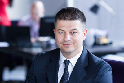 Gediminas Ziemelis, Chairman of the Board of Avia Solutions Group