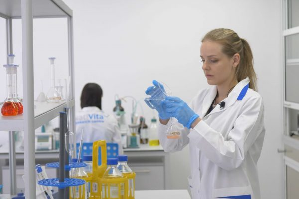Research and production complex of NatiVita
