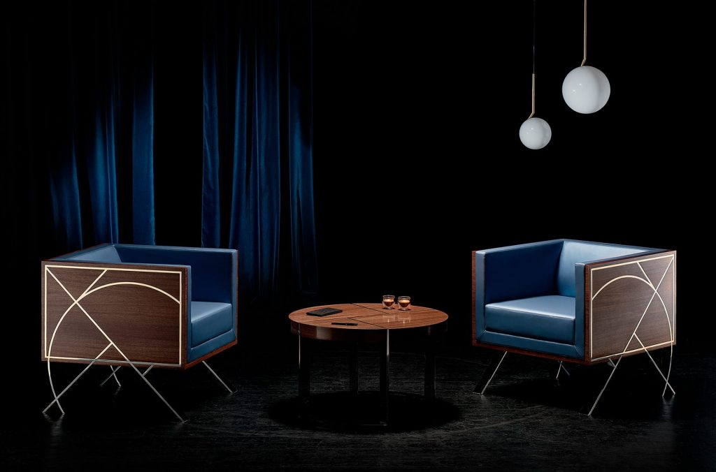Fitsout unveils its first furniture collection