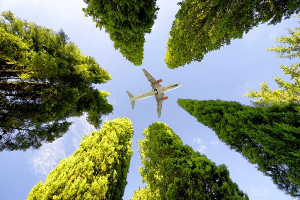 Green aviation: recycling aircraft parts