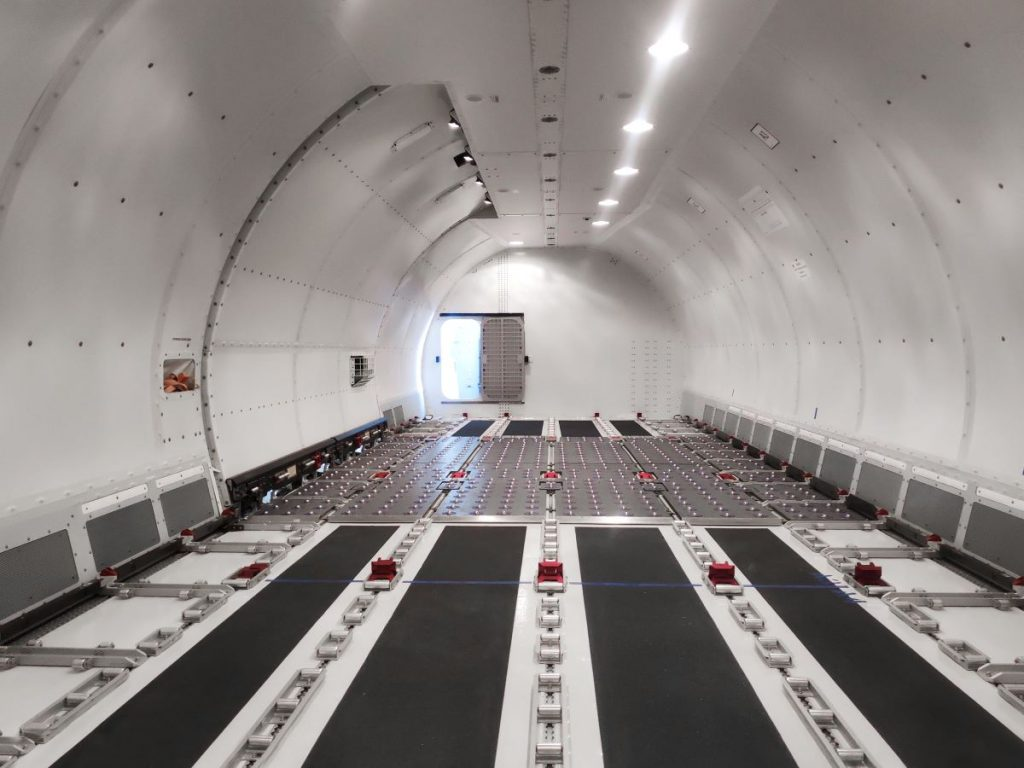 AviaAM Leasing adds first 737-800 Boeing Converted Freighter (BCF) to its fleet