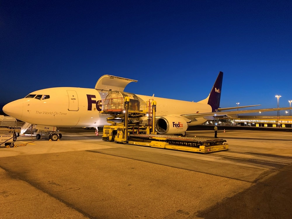 Aviator extends partnership agreement with FedEx