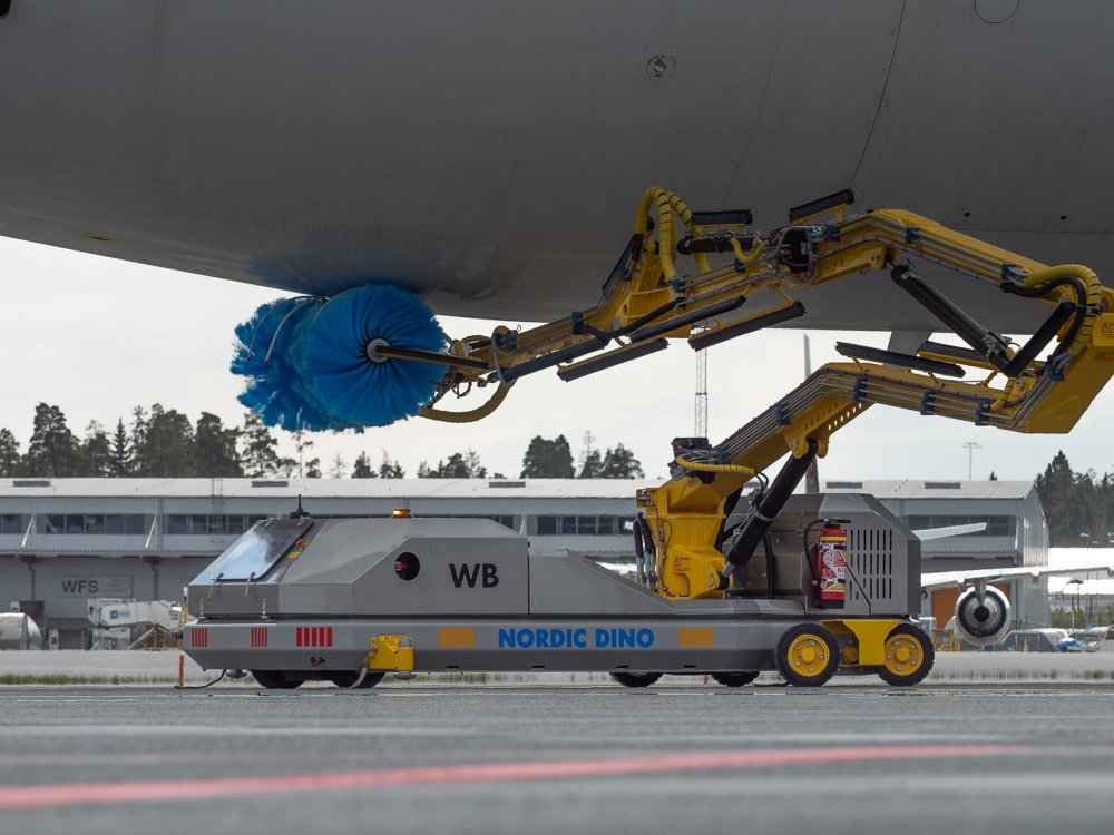 How electric will prove a winner for aviation ground-support equipment in the long-run